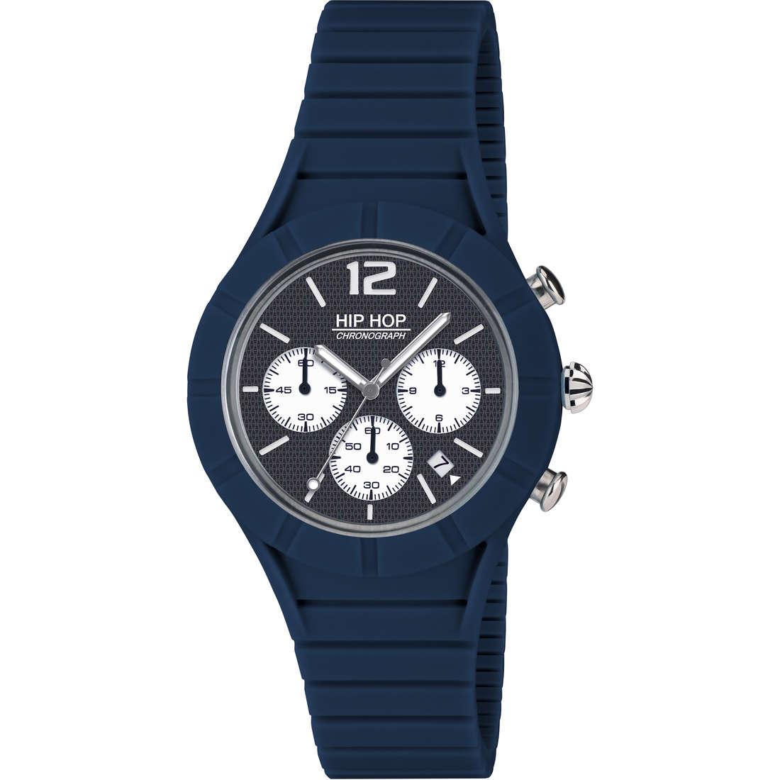 orologio multifunzione uomo Hip Hop X-Man HWU0658