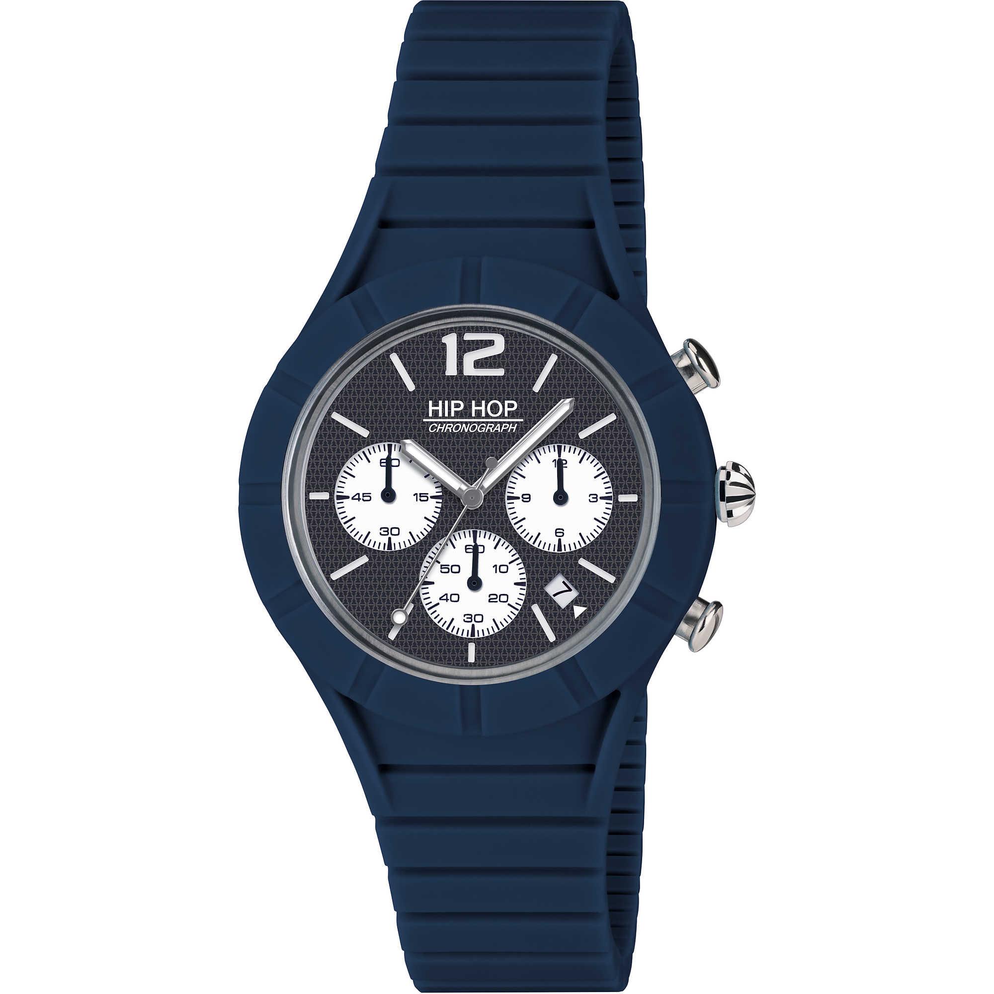 Orologio multifunzione uomo hip hop x man hwu0658 for Pietro milano orologi