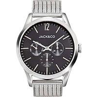 orologio multifunzione uomo Jack&co Stefano JW0161M3