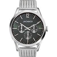 orologio multifunzione uomo Jack&co Stefano JW0161M5