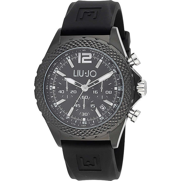 orologio multifunzione uomo Liujo Derby TLJ831