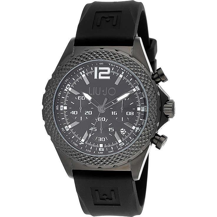 orologio multifunzione uomo Liujo Derby TLJ832