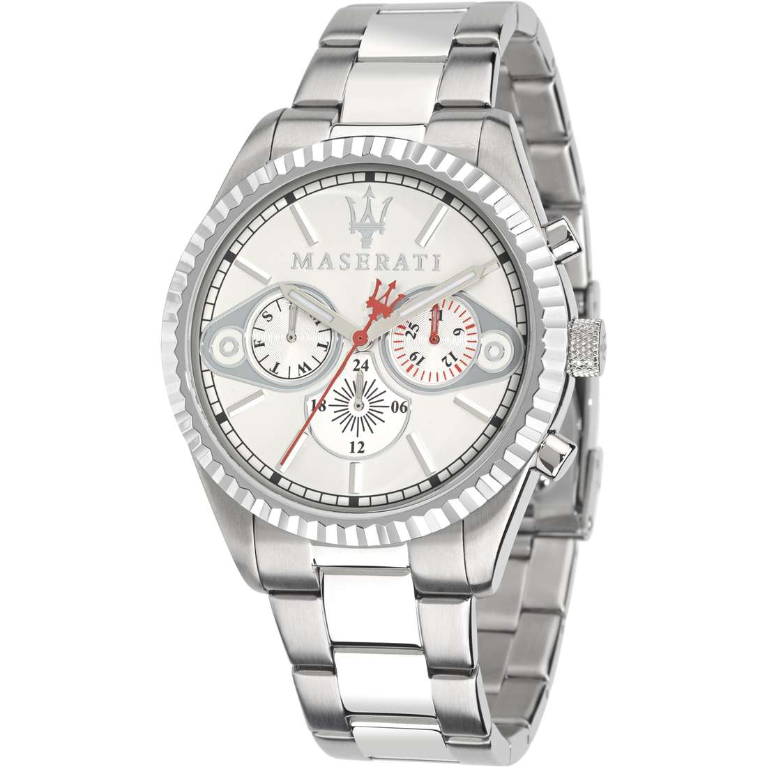 orologio multifunzione uomo Maserati Competizione R8853100005