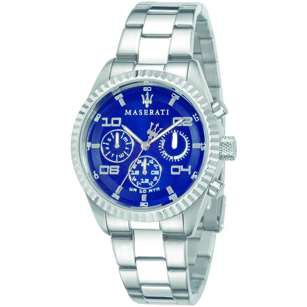 orologio multifunzione uomo Maserati COMPETIZIONE R8853100011