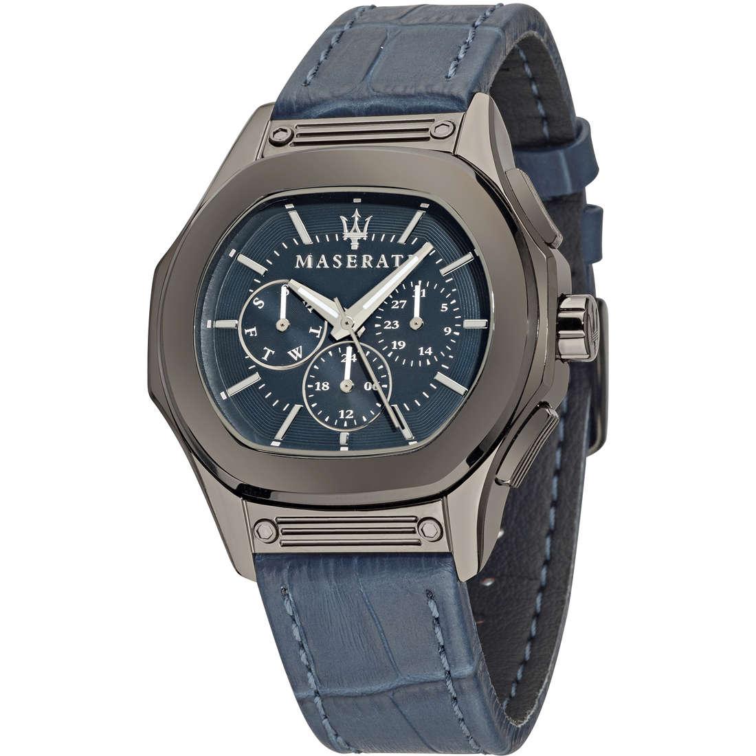 orologio multifunzione uomo Maserati Fuori Classe R8851116001