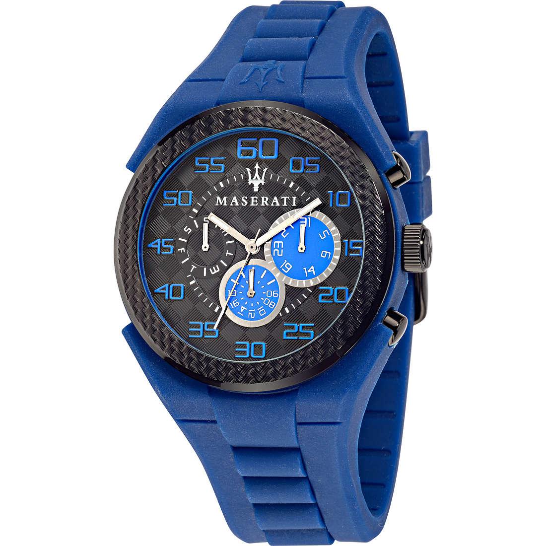 orologio multifunzione uomo Maserati Pneumatic R8851115011