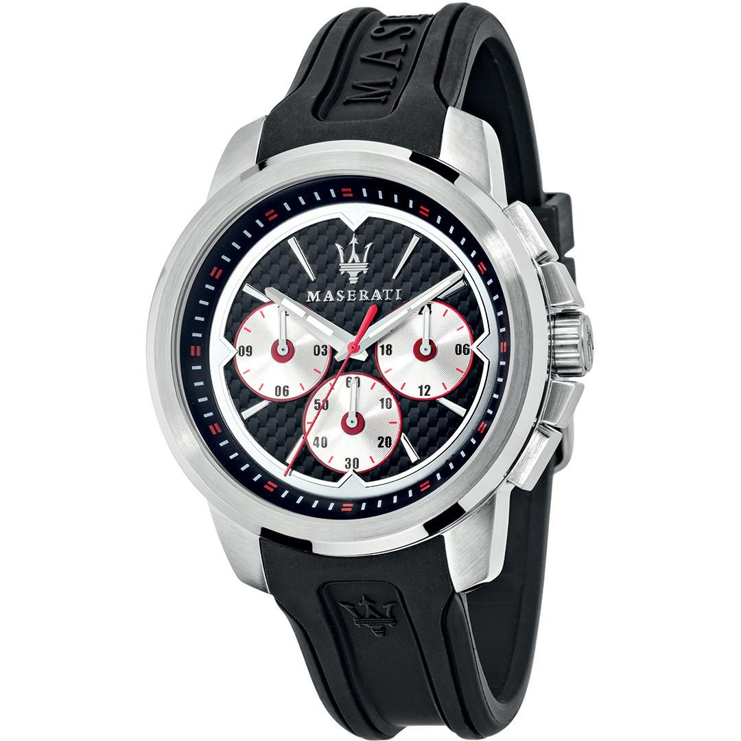 orologio multifunzione uomo Maserati Sfida R8851123001