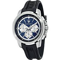orologio multifunzione uomo Maserati Sfida R8851123002