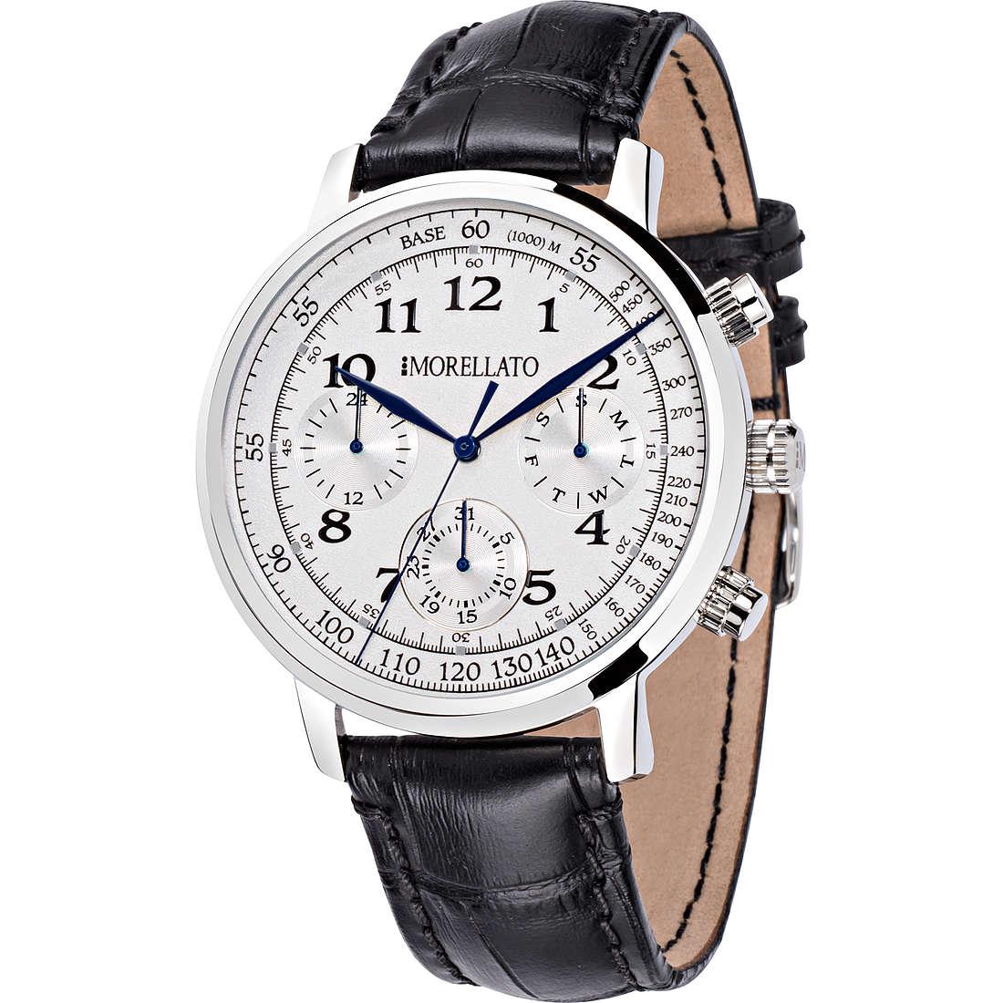 orologio multifunzione uomo Morellato Sorrento R0151128005