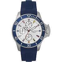 orologio multifunzione uomo Nautica Bayside NAPBYS002