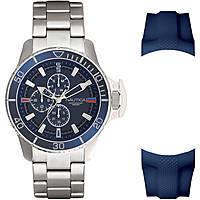 orologio multifunzione uomo Nautica Bayside NAPBYS006