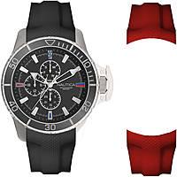 orologio multifunzione uomo Nautica Bayside NAPBYS007