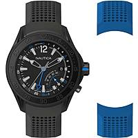 orologio multifunzione uomo Nautica Breakweather NAPBRW005