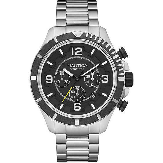 orologio multifunzione uomo Nautica Nst 450 NAI21506G