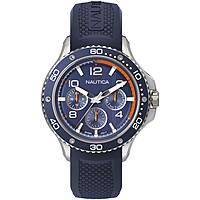 orologio multifunzione uomo Nautica Pier 25 NAPP25002