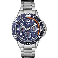orologio multifunzione uomo Nautica Pier 25 NAPP25006