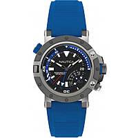 orologio multifunzione uomo Nautica Porthole NAPPRH001