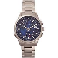 orologio multifunzione uomo Nautica Shanghai World Time NAPSHG003