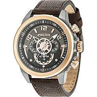 orologio multifunzione uomo Police Belmont R1451280004