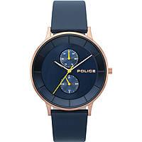 orologio multifunzione uomo Police Berkeley R1451293002