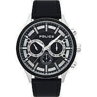 orologio multifunzione uomo Police Controller R1451298001