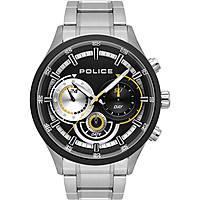 orologio multifunzione uomo Police Controller R1453298001