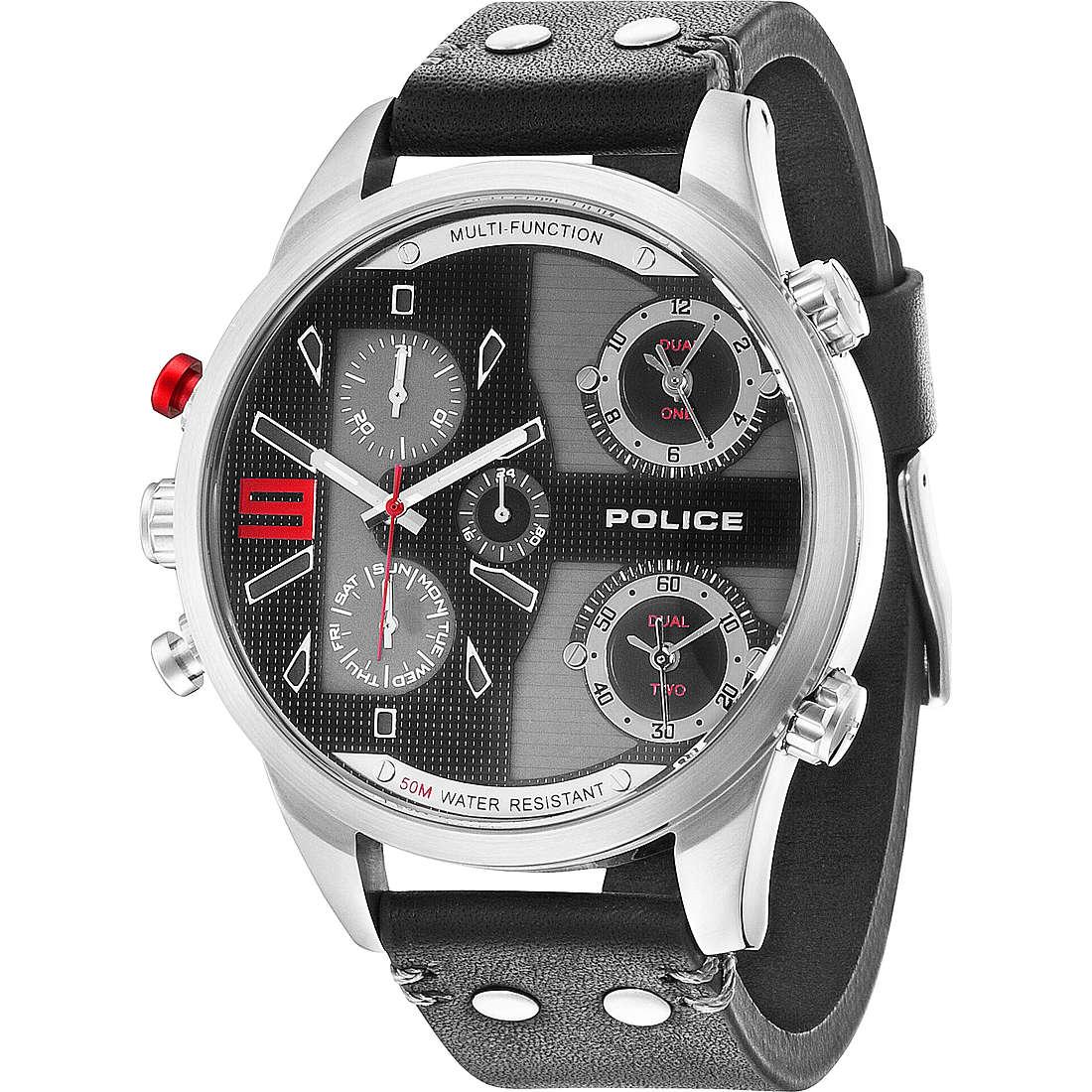 orologio multifunzione uomo Police Copperhead R1451240001