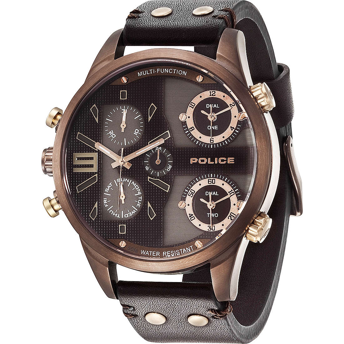 orologio multifunzione uomo Police Copperhead R1451240003