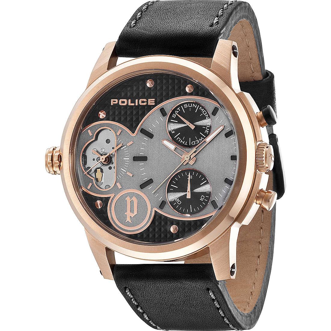 orologio multifunzione uomo Police Diamondback R1451241001