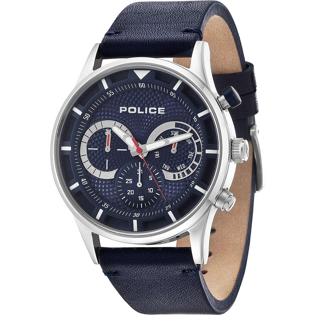 orologio multifunzione uomo Police Driver R1451263002