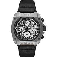 orologio multifunzione uomo Police Rebel R1451305002