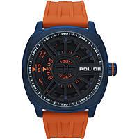 orologio multifunzione uomo Police Speed Head R1451290004