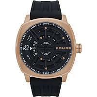 orologio multifunzione uomo Police Speed Head R1451290005