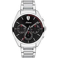 orologio multifunzione uomo Scuderia Ferrari Abetone FER0830505