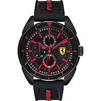 orologio multifunzione uomo Scuderia Ferrari Forza FER0830547