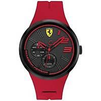 orologio multifunzione uomo Scuderia Ferrari Fxx FER0830396
