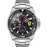 orologio multifunzione uomo Scuderia Ferrari Kers Xtreme FER0830470