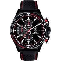 orologio multifunzione uomo Scuderia Ferrari Pilota FER0830542