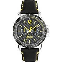 orologio multifunzione uomo Scuderia Ferrari Turbo FER0830450