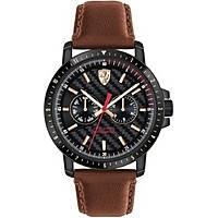orologio multifunzione uomo Scuderia Ferrari Turbo FER0830452