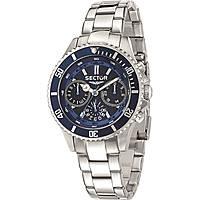 orologio multifunzione uomo Sector 230 R3253161009