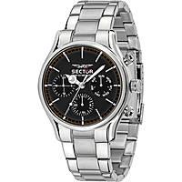 orologio multifunzione uomo Sector 660 R3253517006