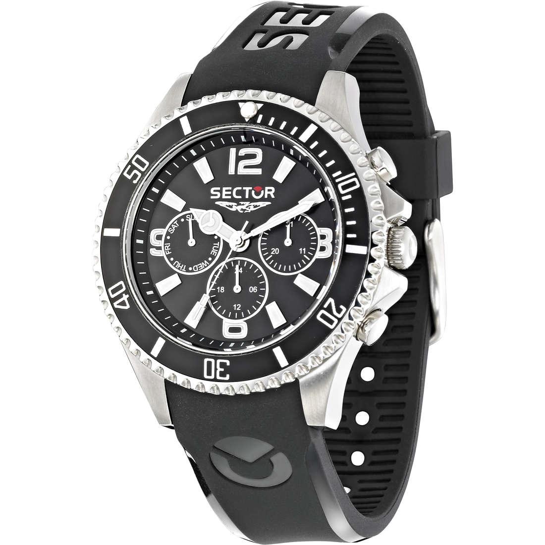 orologio multifunzione uomo Sector Marine 230 R3251161002