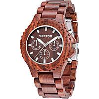orologio multifunzione uomo Sector R3253478003