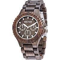 orologio multifunzione uomo Sector R3253478005
