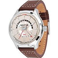 orologio multifunzione uomo Sector Traveller R3251504001