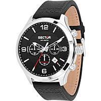 orologio multifunzione uomo Sector Traveller R3271804002