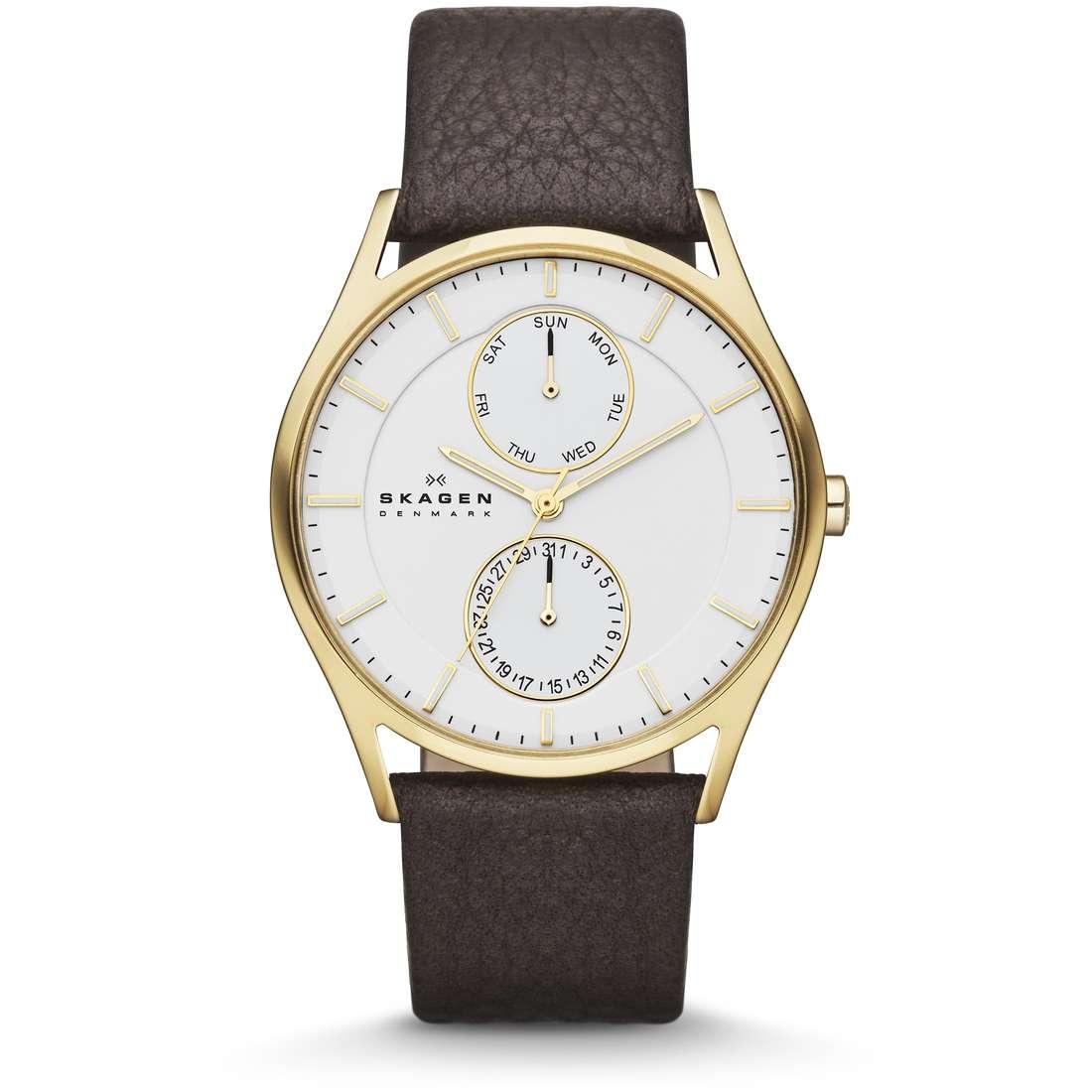 orologio multifunzione uomo Skagen Spring 2015 SKW6066