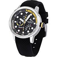 orologio multifunzione uomo Strumento Marino Regatta Vip SM128S/SS/NR/GL/NR