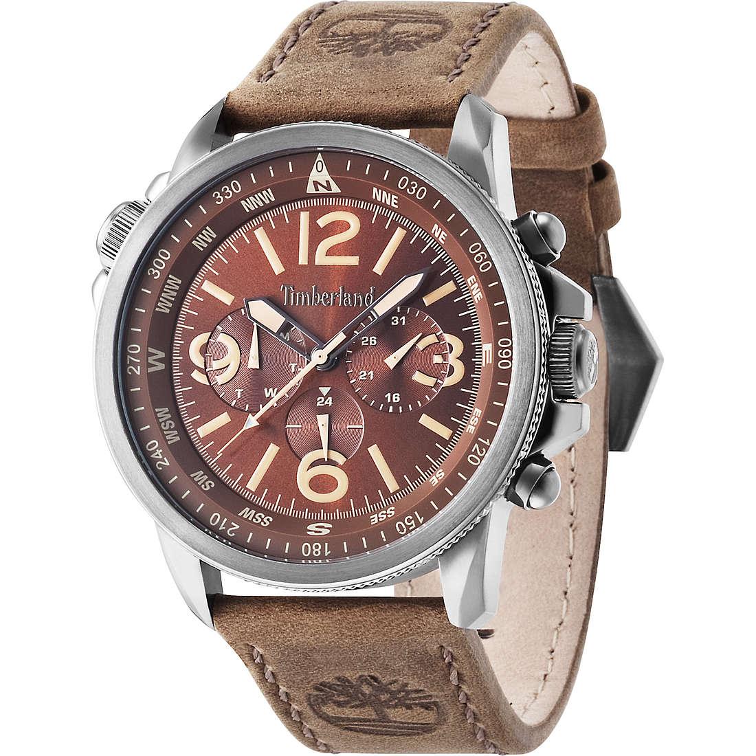 orologio multifunzione uomo Timberland Campton TBL.13910JSU/12
